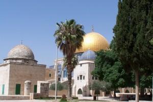 ثلاث قباب: الصخرة والنحوية وقبة موسى