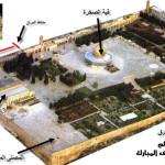 توضيح لأبرز معالم المسجد الأقصى - أحمد ياسين1