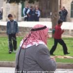 يحرصون على التواجد في ساحات المسجد الأقصى في كل حين خاصة أثناء اقتحام شرطة الاحتلال أو جيشه لها
