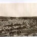 صورة قديمة لبلدة الخليل القديمة