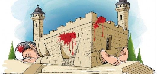 The-Abrahamic-Mosque-massacre-in-Hebron